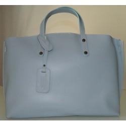 Geanta Fiorelli Bleu piele naturala