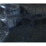 Geanta Victory croco Bleumarin piele naturala