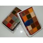 Portofel Multicolor 8302 piele naturala