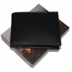 Portofel Firenze 1123/1125 negru piele naturala