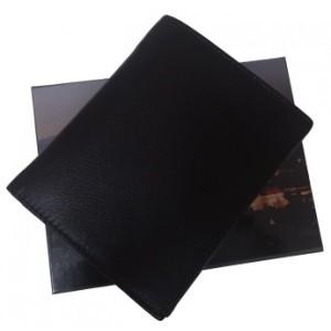 Portofel Firenze 1379 negru piele naturala