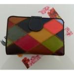 Portofel Multicolor XR 8302 piele naturala