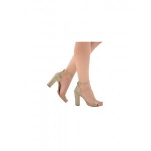 Sandale din piele AURIE B3981