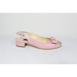 Sandale din piele naturala Lila CA12